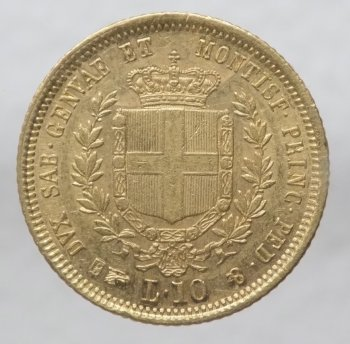 Vittorio Emanuele II (1849-1861) ...