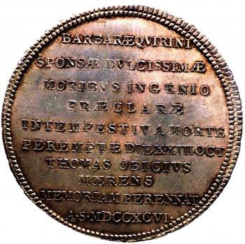 Tommaso Obizzi (1791-1796) Scudo ...