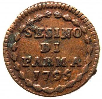 Ferdinando I (1785-1802) Sesino ...