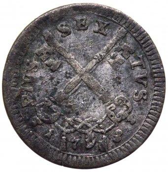 Pio VI (1775-1799) Muraiola da 4 ...