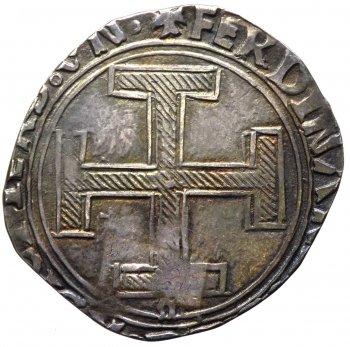 Ferdinando I (1458-1494) Coronato ...