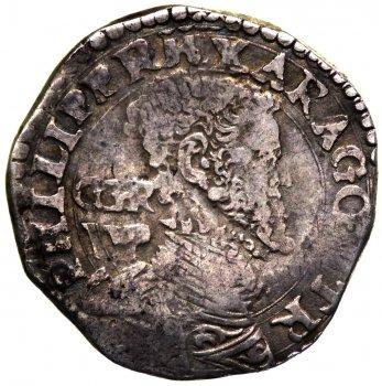Filippo II (1554-1598) Tarì ...