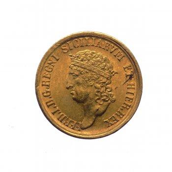 Ferdinando I (1816-1825) 3 Ducati ...
