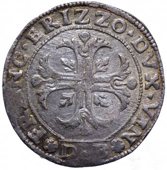 Francesco Erizzo (1631-1646) Scudo ...