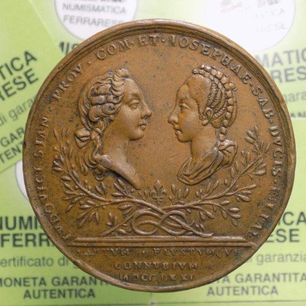 Medaglia Savoia - Carlo Emanuele ...