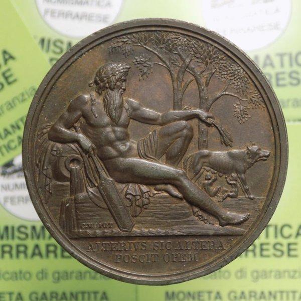 MEDAGLIA - Roma - Agostino ...