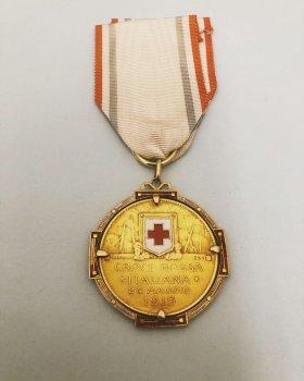 Medaglia - Croce Rossa Italiana ...