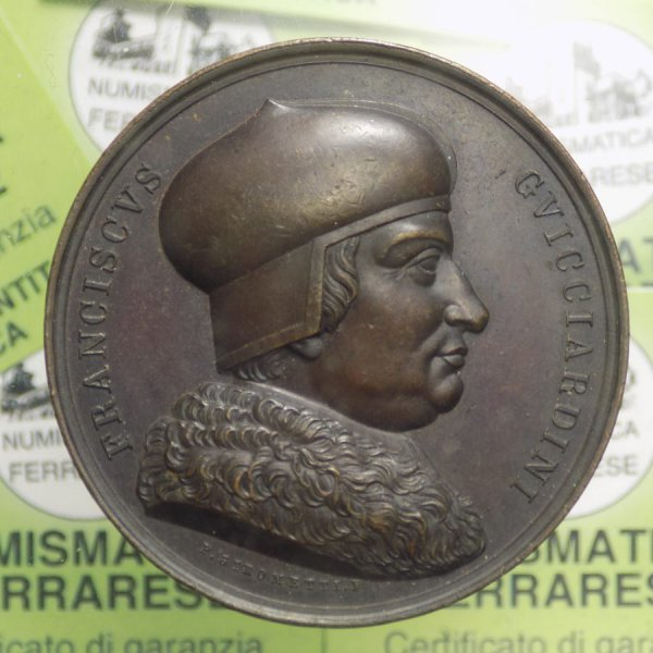 Medaglia - Francesco Guicciardini ...